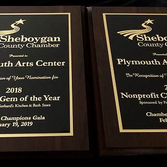 2019 Awards Night at the Sheboygan County Chamber