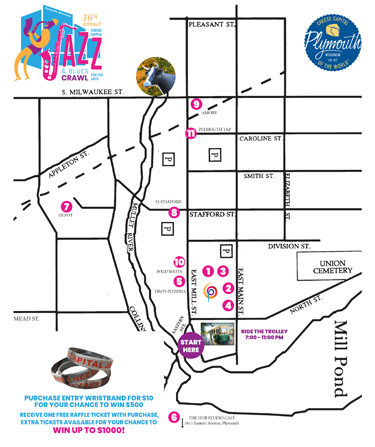 2019 Jazz Crawl Map sm