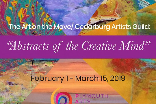 Abstracts of the Creative Mind by the Cedarburg Artists Guild