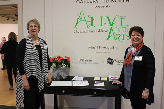 """Alive in the Arts"" 23rd Annual Juried Show"