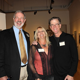 Artists William A. Suys, Jr.; Molly Johnson; Craig Blietz