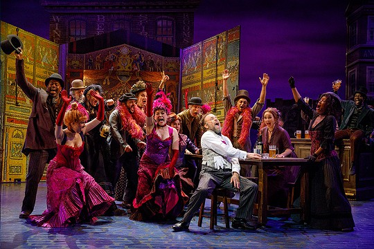My Fair Lady Broadway Musical