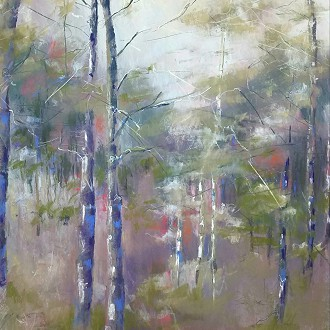 Spring Reflections by Artist, Roberta Condon